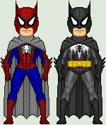 Peter Wayne The Amazing Spider-Bat
