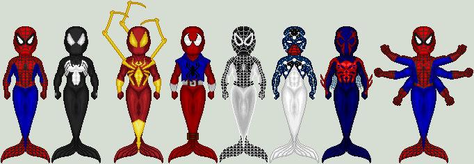Spider-Men_Mermay