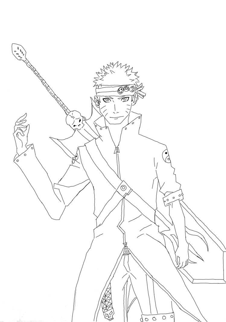 Naruto the Devil Hunter by tenshinta on DeviantArt