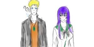 Naruto Uzumaki x Rias Gremory by tenshinta on DeviantArt