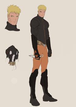 NARUTO- Hero Costume