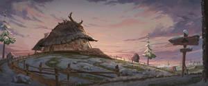 GiantFoot Hill