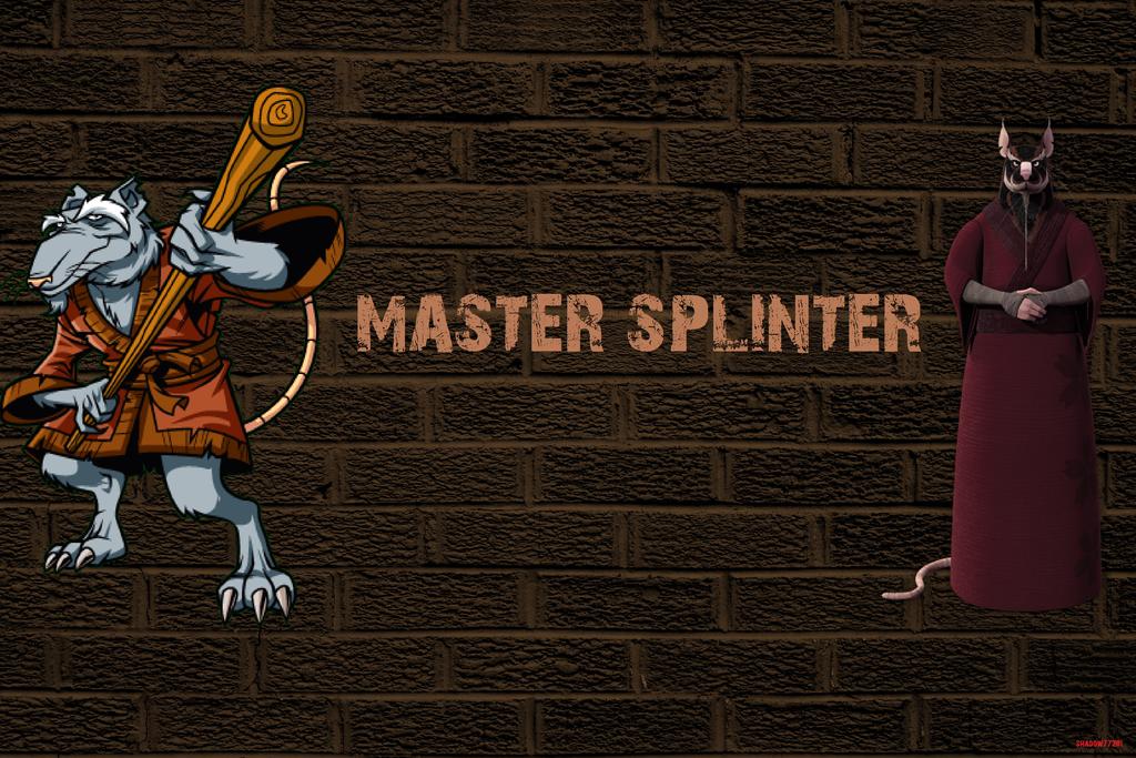 Master Splinter wallpaper by DarkShadowStar100 on DeviantArt