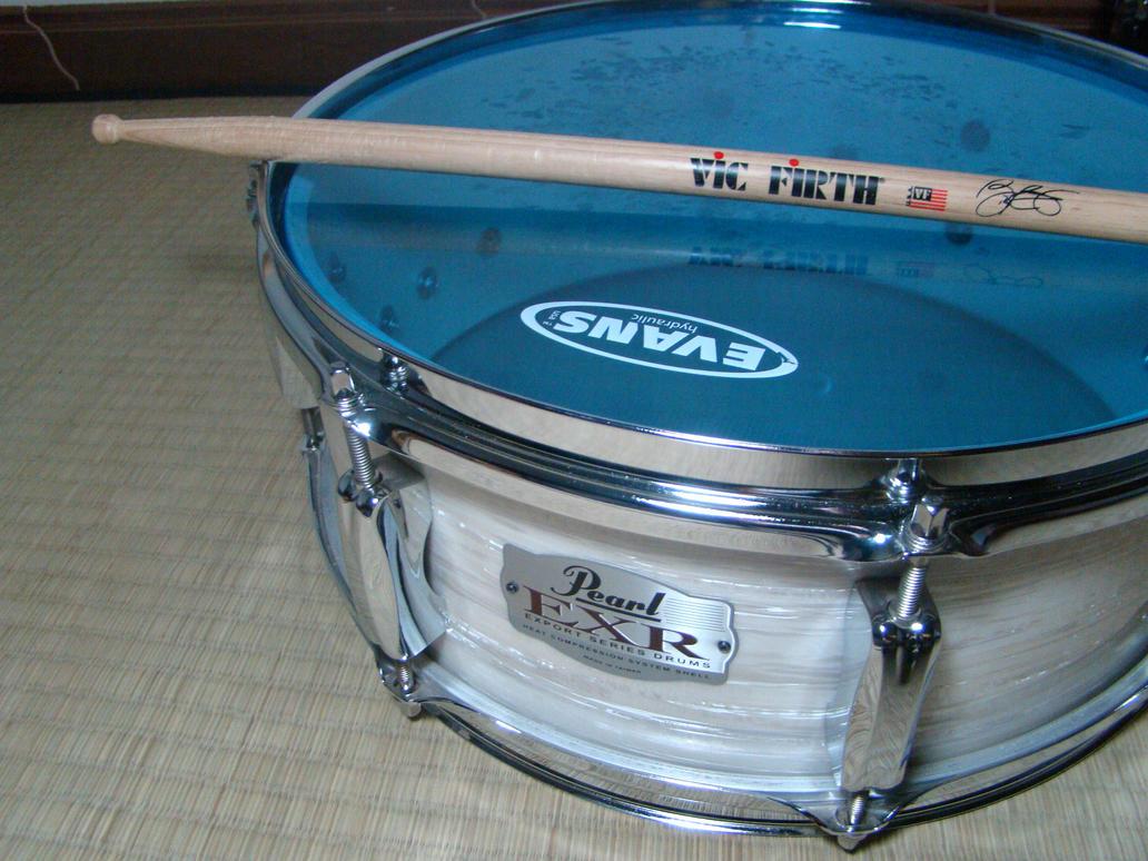 pearl 14x5 5 drum snare by doomsk888 on deviantart. Black Bedroom Furniture Sets. Home Design Ideas
