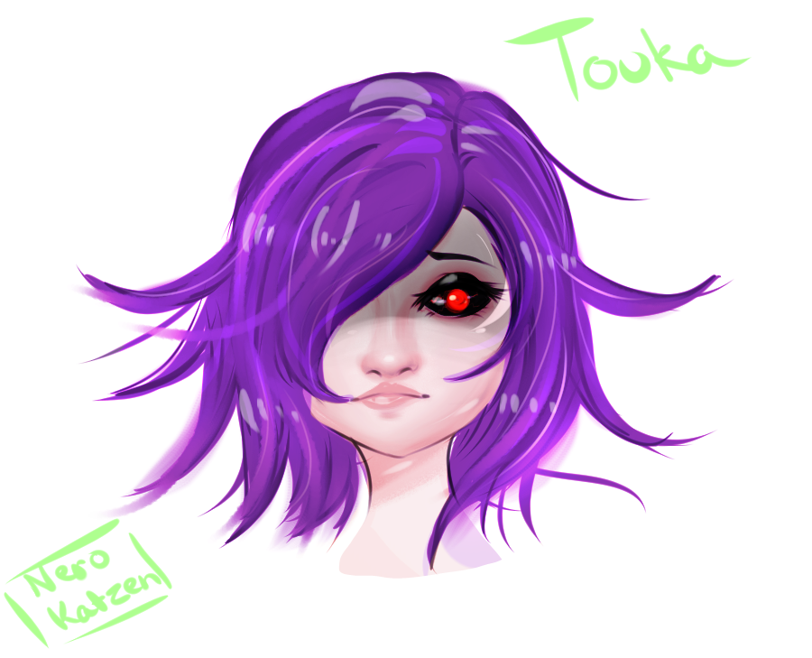 Touka by Nerokatzen