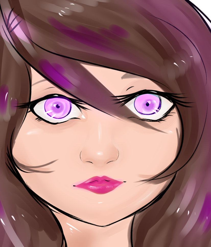 Purple by Nerokatzen