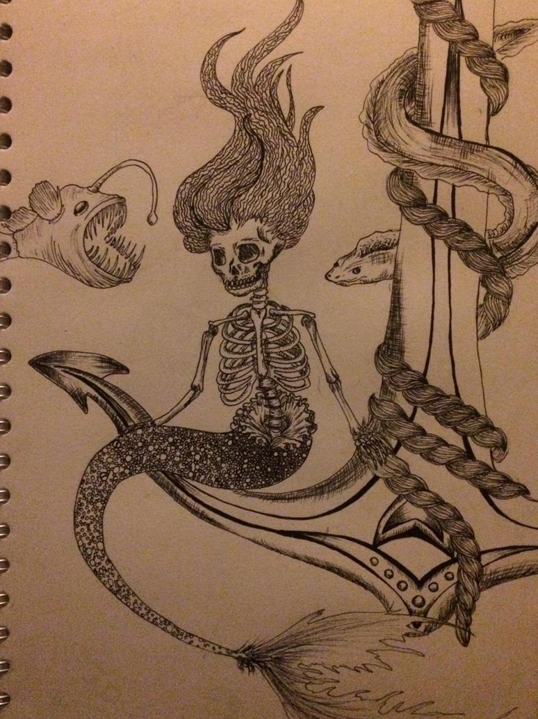 Mermaid by arcus-noctis