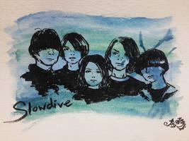 Slowdive by damnkidyk
