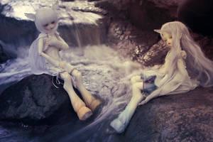 Adrian and Laelia by Kuroi-Sora
