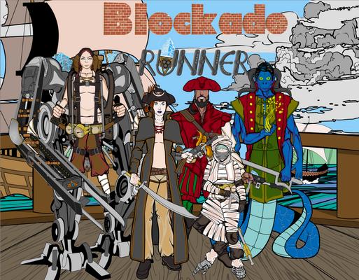 Blockade Runner