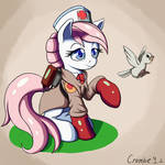 Medic Redheart