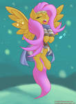 Fluttershy the Bard
