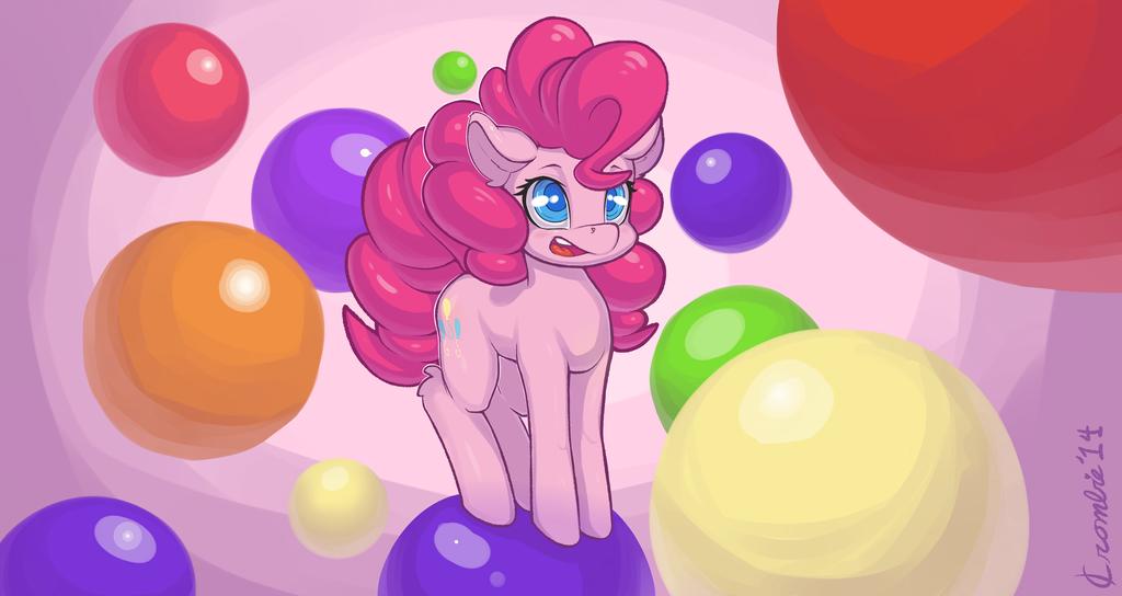 Pinkie pie by CrombieTTW