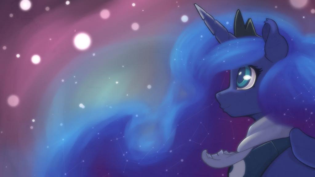Luna background/Wall Paper by CrombieTTW
