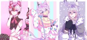 [AP] x-Cute-Kitty-x by Miireku