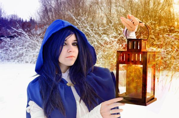 Winter VS Spring by Tairin-Rur
