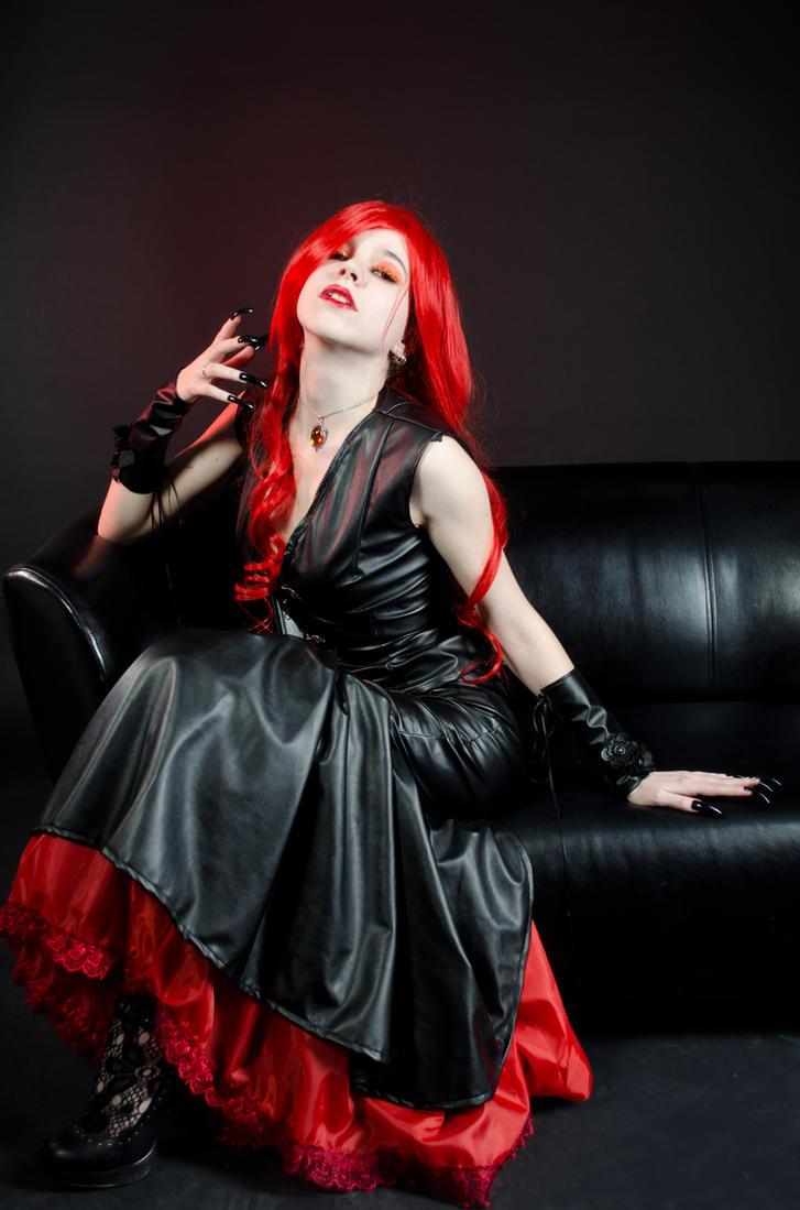 Stock Vampire 6 by Tairin-Rur