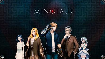 Minotaur Fan Wallpaper | MrDanSLite by MrDanSLite