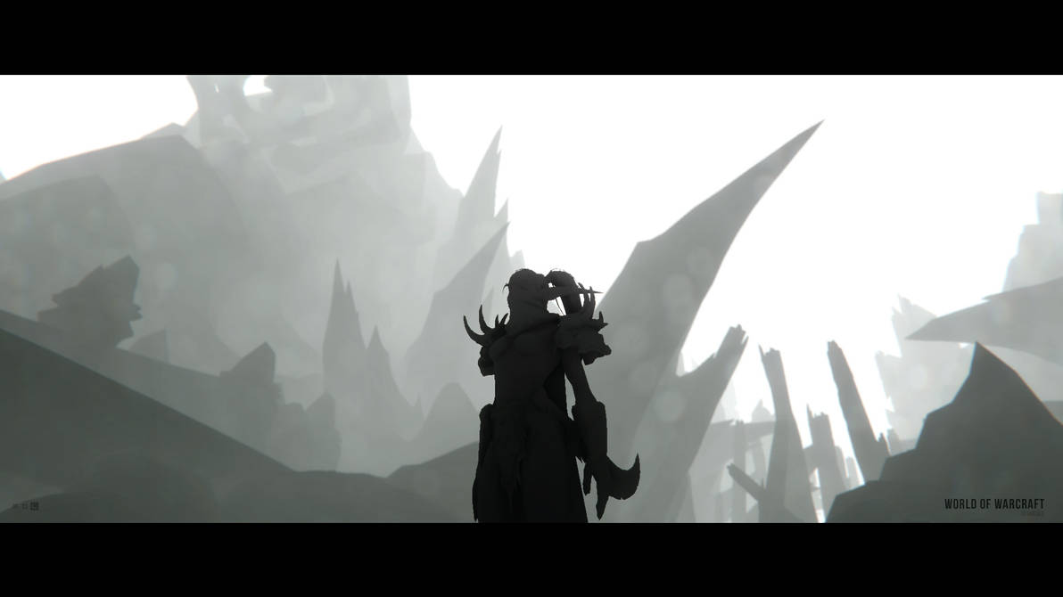 World of Warcraft World Reshaded by MrDanSLite