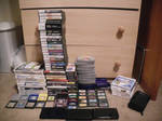 Video Game Collection Updated