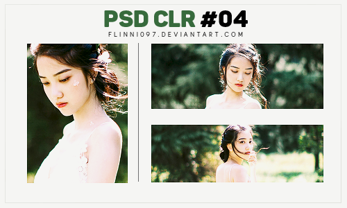 250317 : PSD COLORING #4 by Flinni097