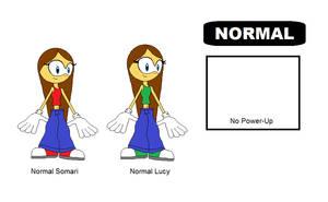 Somari Power-Ups - Normal