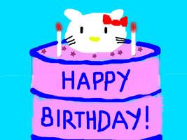 Happy Birthday, HelloKittysPal1993!