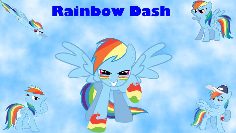 rainbow dash sphere background - photo #48