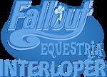 Fallout Equestria: Interloper Logo