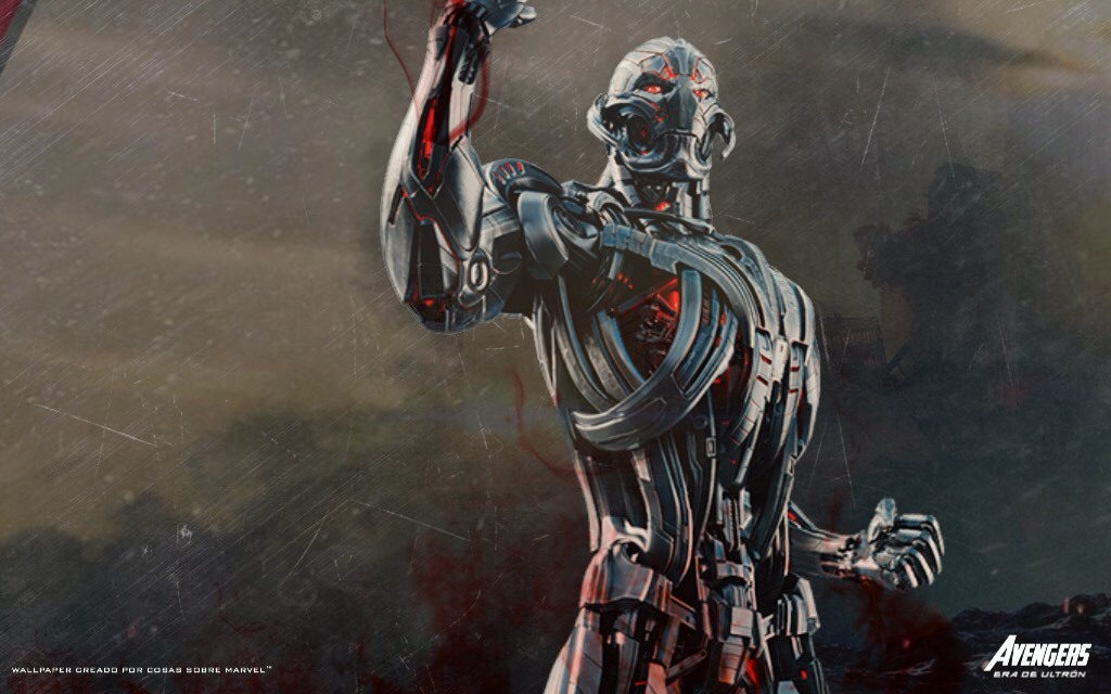 Ultron Wallpaper by Admin-Cap