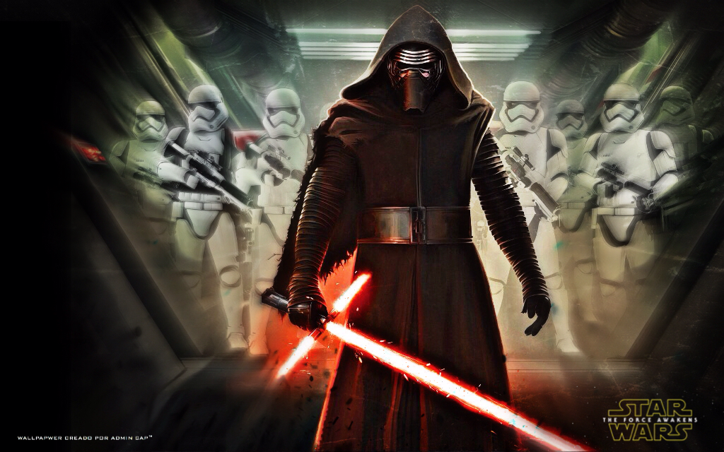 Star Wars The Force Awakens Wallpaper by Admin-Cap