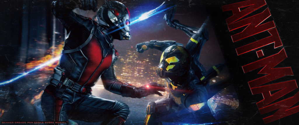 Ant-Man Banner by Admin-Cap