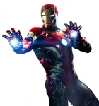 Iron Man Png-Poster Version 2