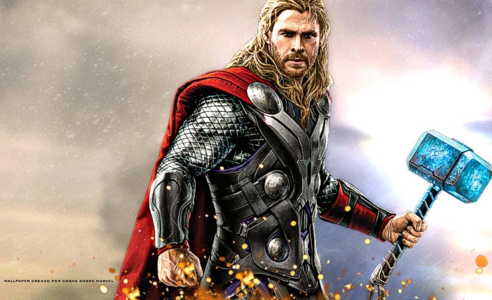 Thor Wallpaper by Admin-Cap
