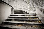 Upstairs by visualprox