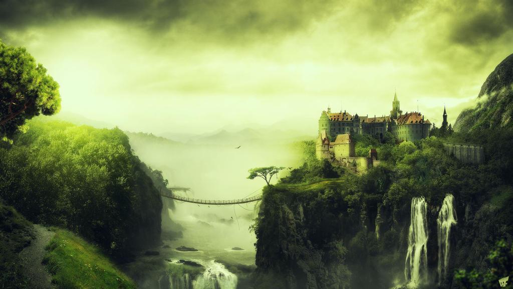 Castle by FantasyArt0102