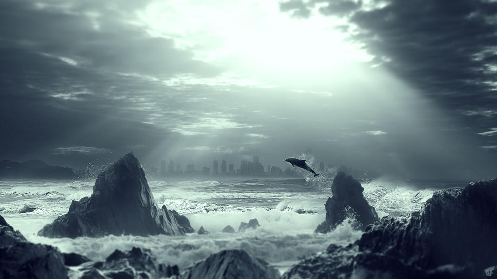 A whales dream by FantasyArt0102