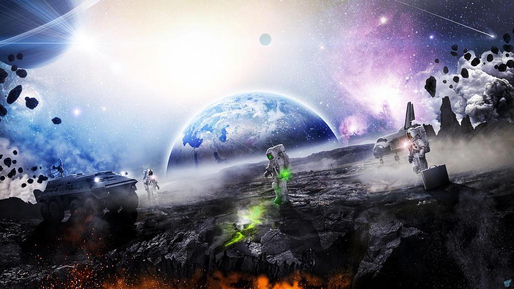 Mission by FantasyArt0102