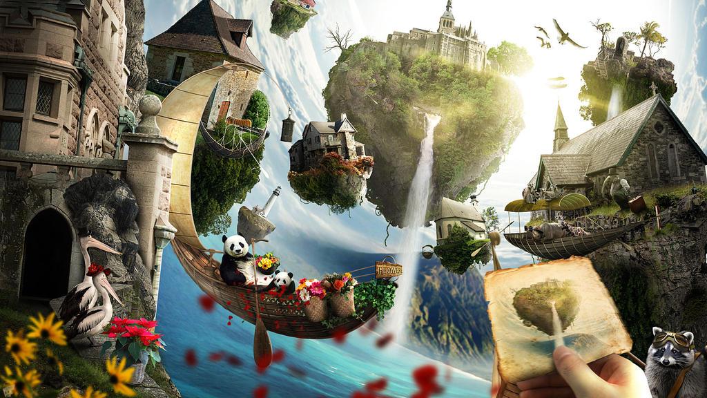 Wonderland by FantasyArt0102