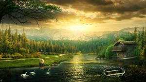 Nature by FantasyArt0102