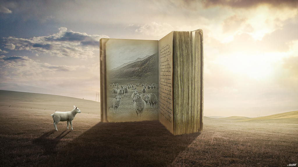 Book by FantasyArt0102