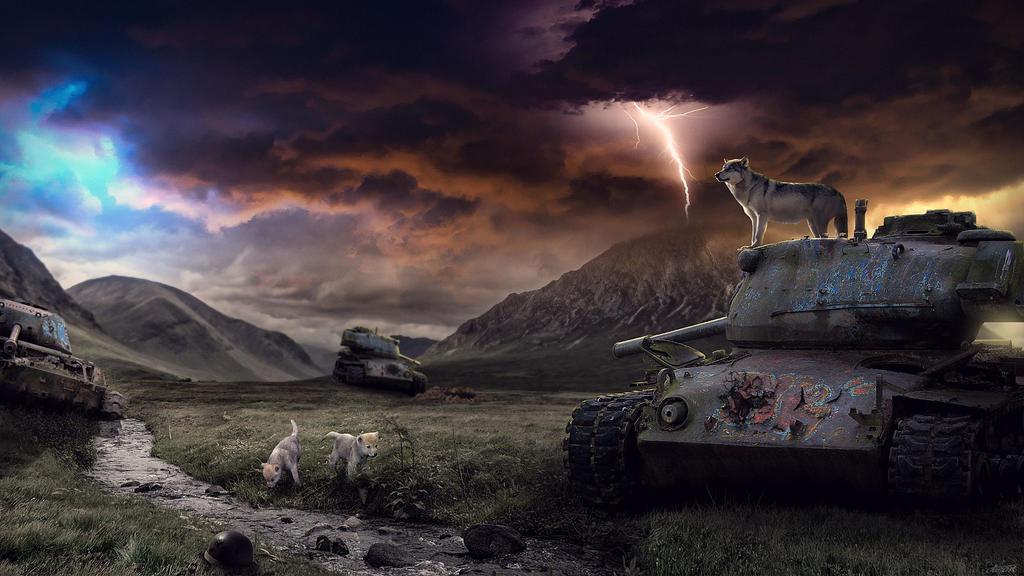 The Field by FantasyArt0102