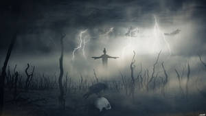 Scarecrow by FantasyArt0102