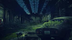 Warehouse by FantasyArt0102