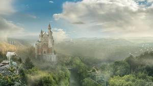 Landscape by FantasyArt0102