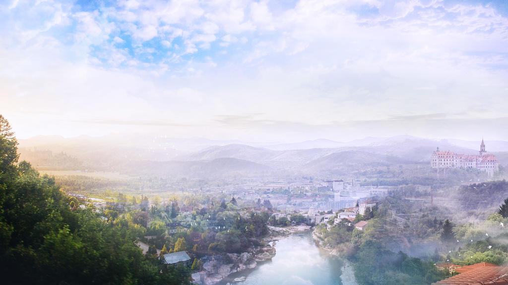 Dream City by FantasyArt0102