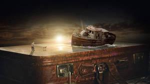 Old Boat by FantasyArt0102