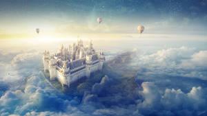 Castle Island by FantasyArt0102