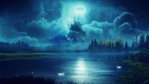Moonlight by FantasyArt0102