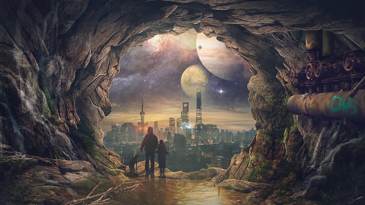 New-City by FantasyArt0102